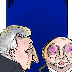 Antonio Tajani & Martin Schulz